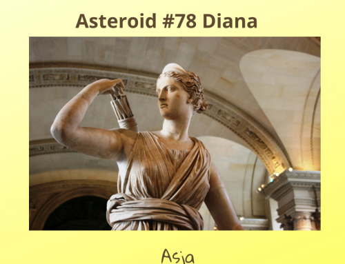 ASTEROID #78 DIANA